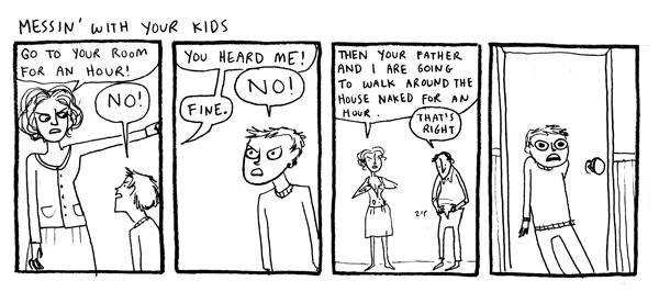 discpline children